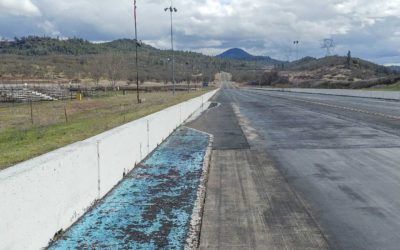 Medford Dragstrip Is Getting A New Track Surface!