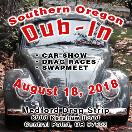 Southern Oregon Dub-In Rescheduled to August 18th